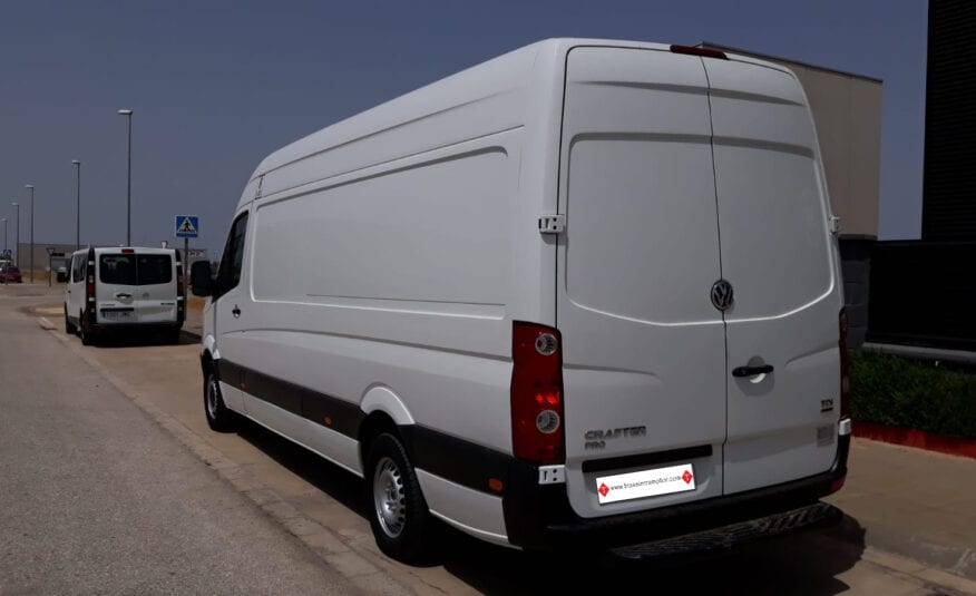 VW CRAFTER L4H3 ISOTERMO