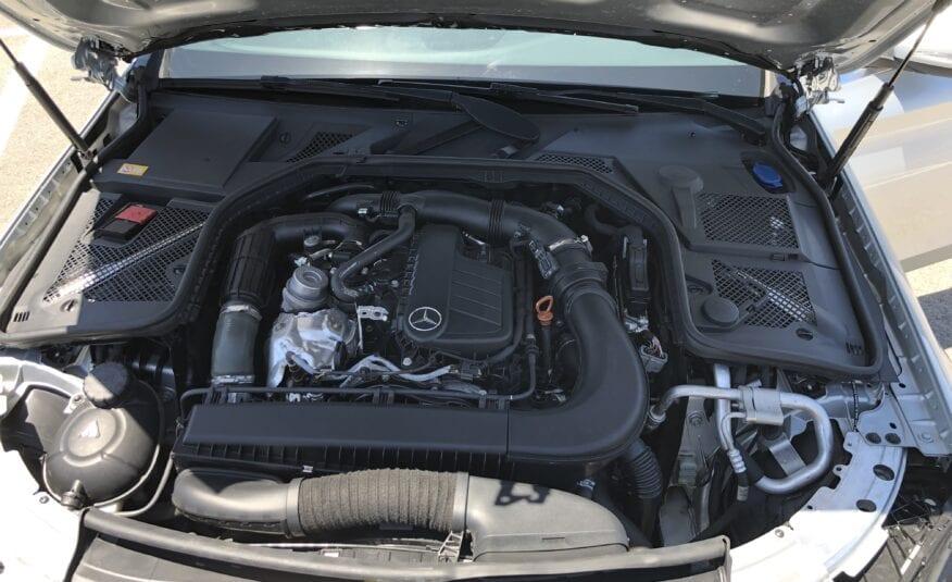 Mercedes C180d Bluetec