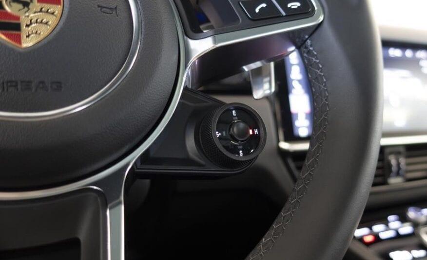 Porsche Cayenne Coupé e Hybrid