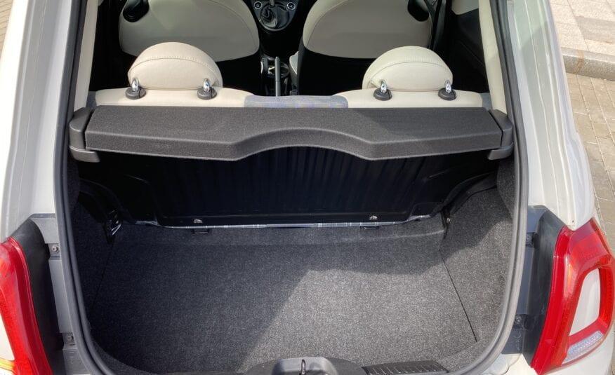 FIAT 500 LOUNGE MIRROR 03/2018  29.000km