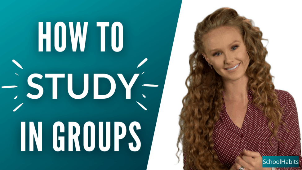 How to study in a group