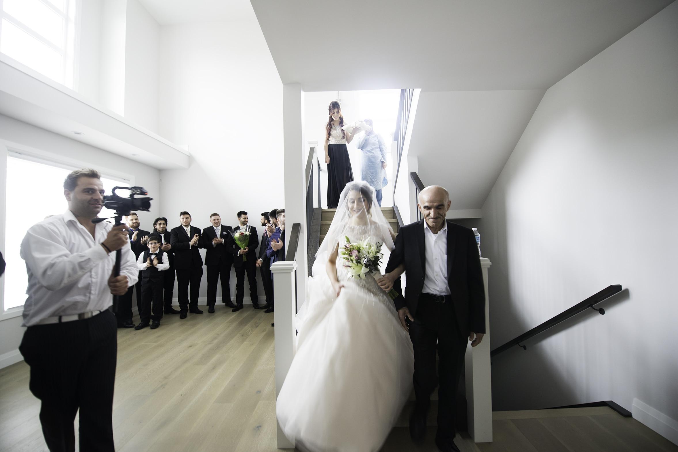 bridal ceremony turkish wedding