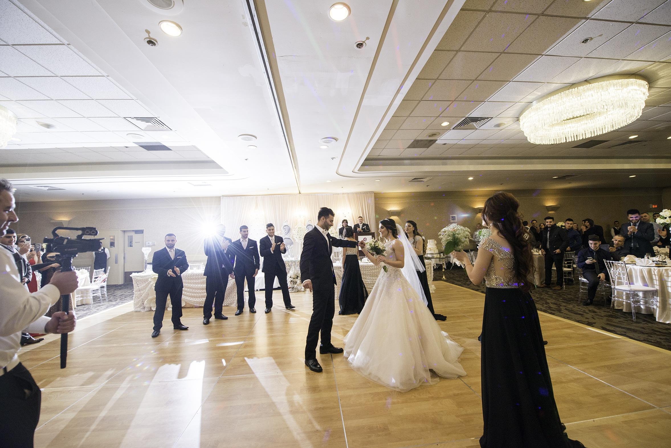 lebanese wedding in calgary