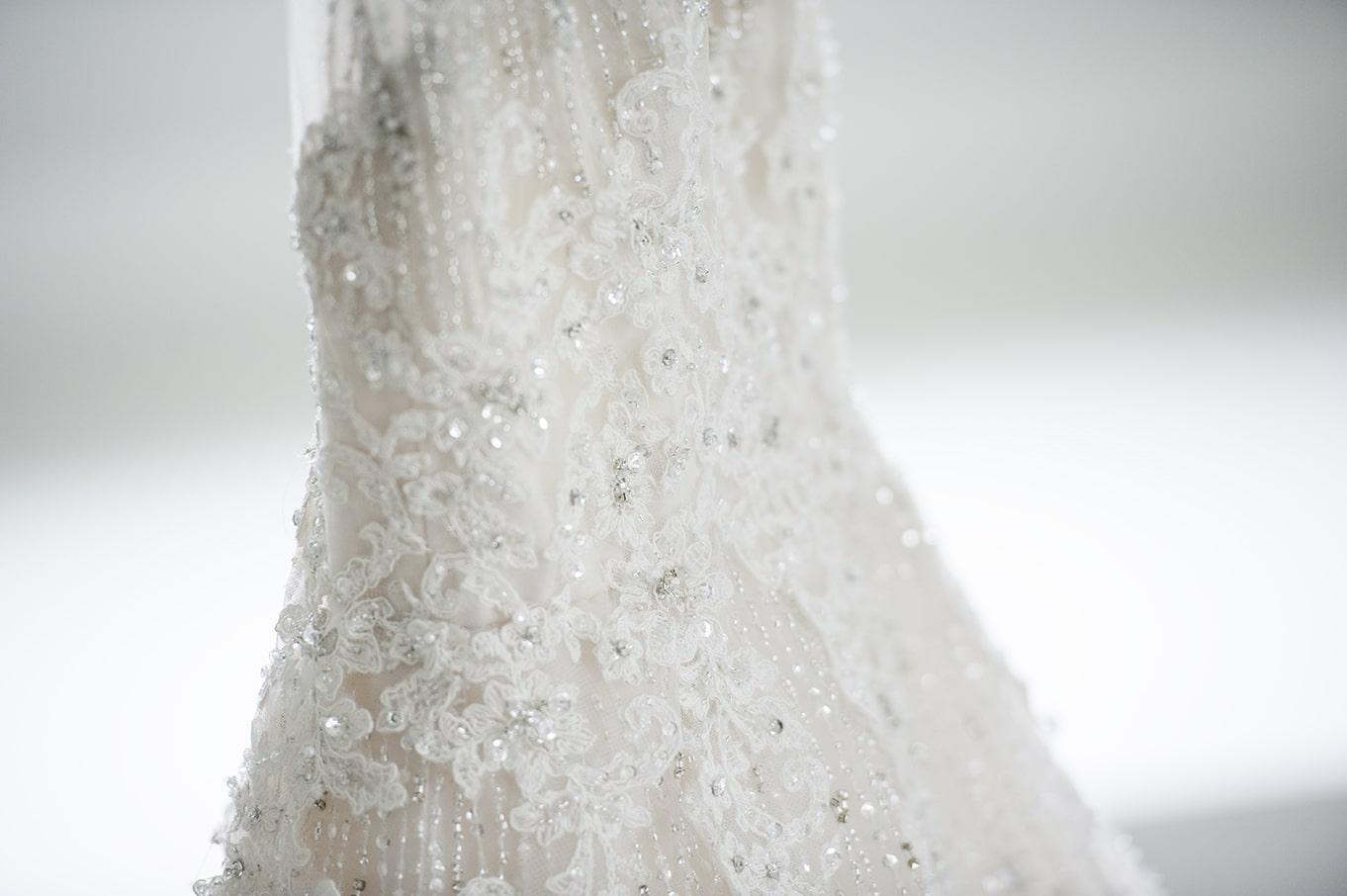 wedding dress details calgary