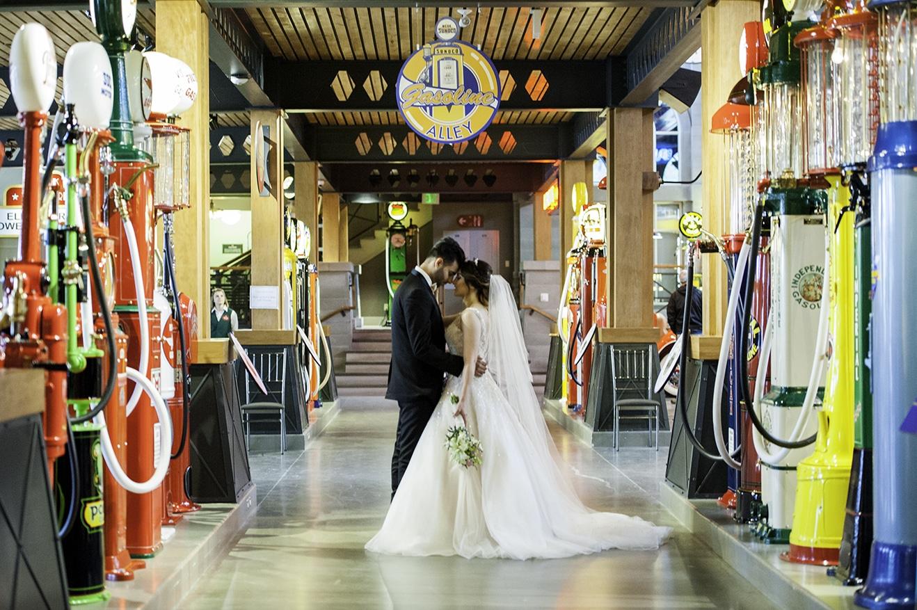 heritage park wedding calgary