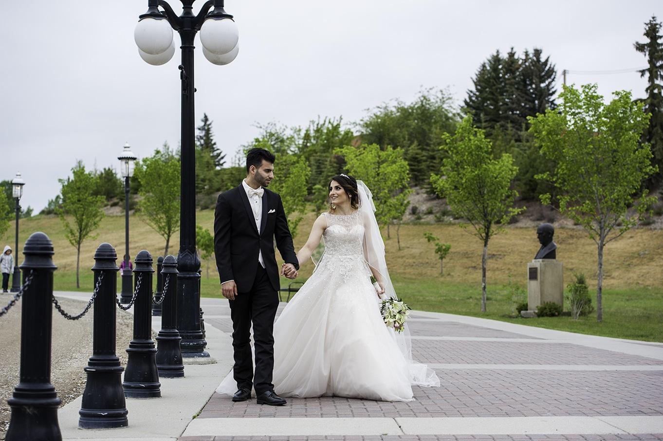 calgary wedding photography heritage park