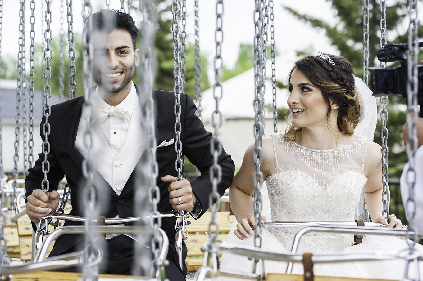 carnival wedding photography
