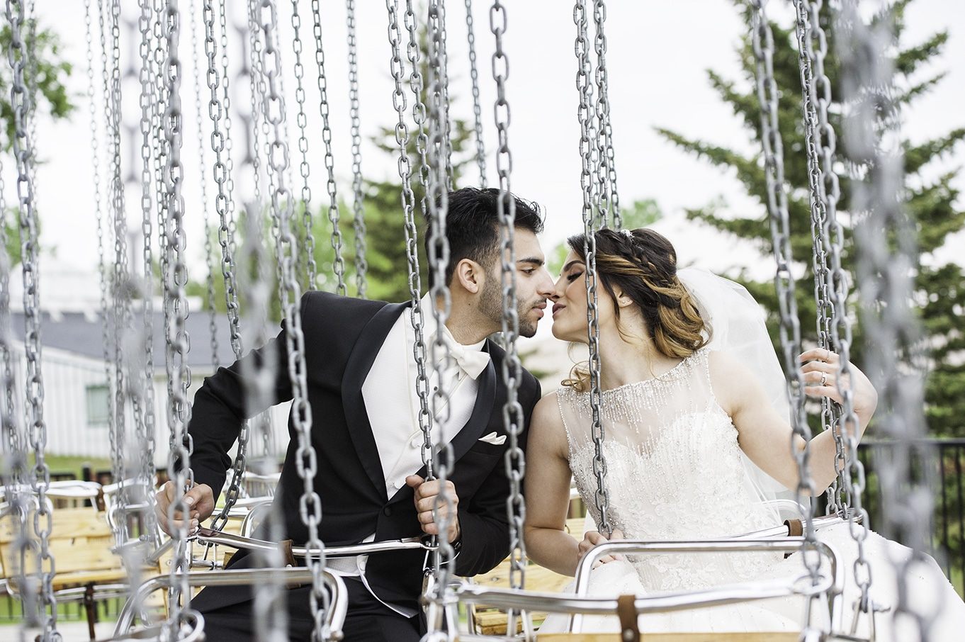 wedding photography in heritage park