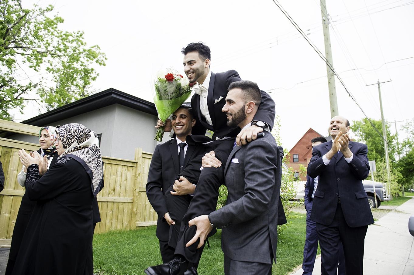 middle eastern wedding photographer