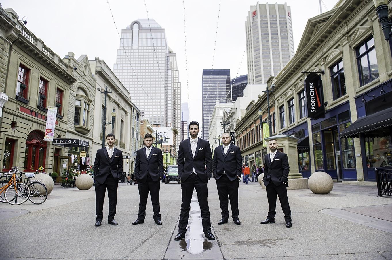 groomsmen stephen avenue