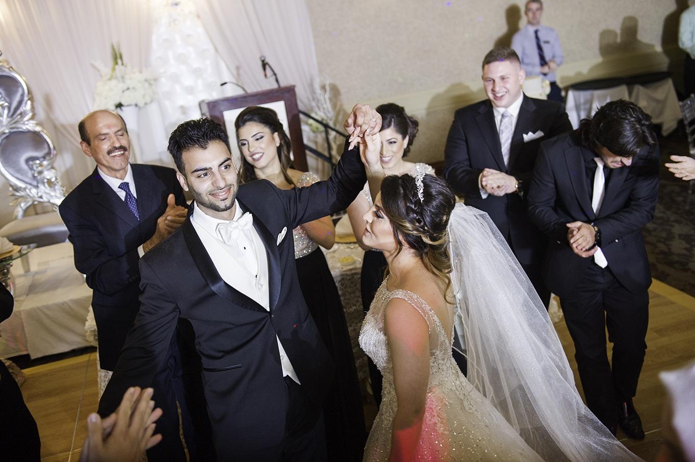 the coast hotel calgary wedding