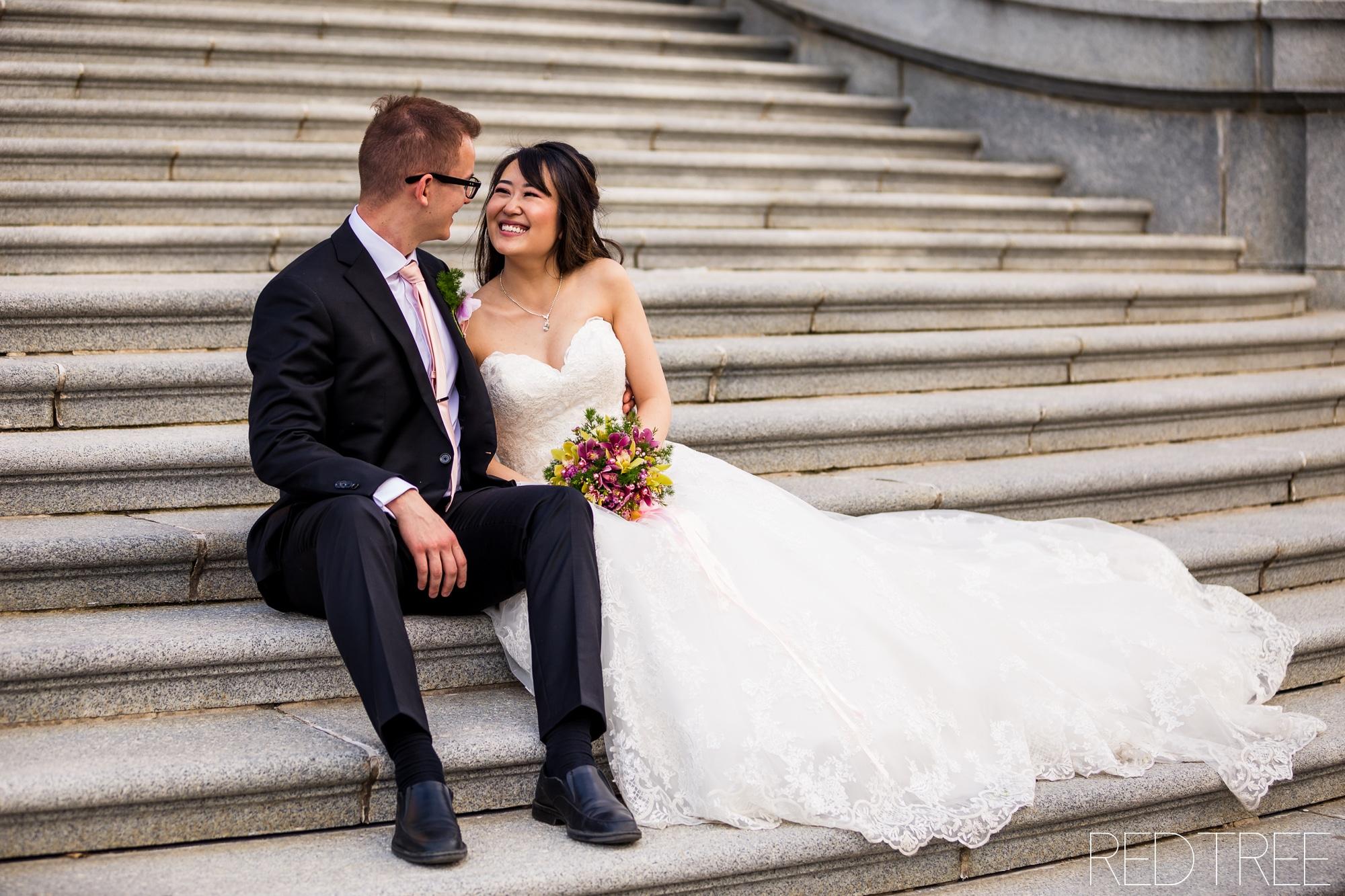 Hastings Lake Gardens & Alberta Legislature Wedding: Edmonton Wedding Photography