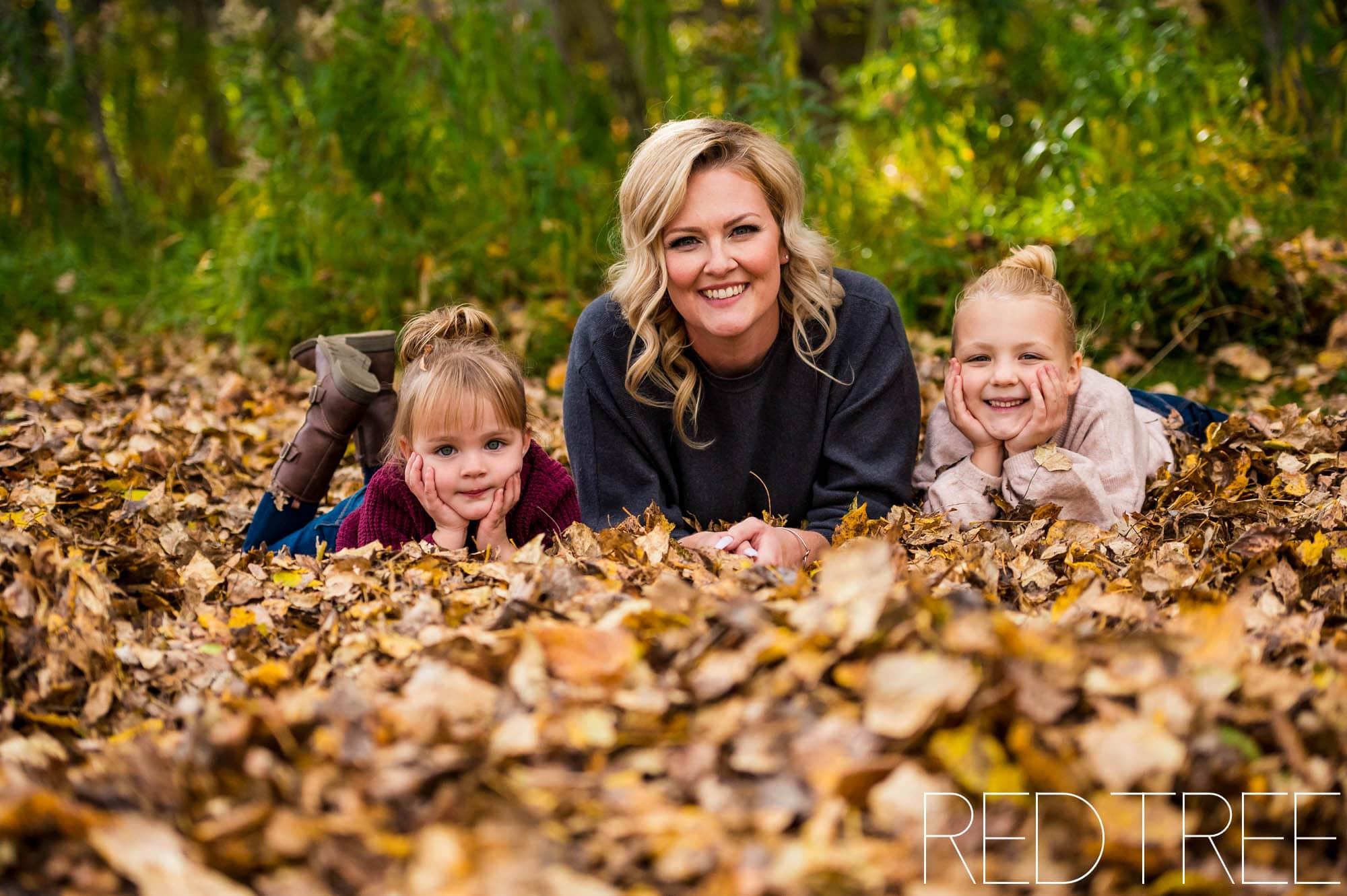 Edmonton acreage fall family session YEG family photographer
