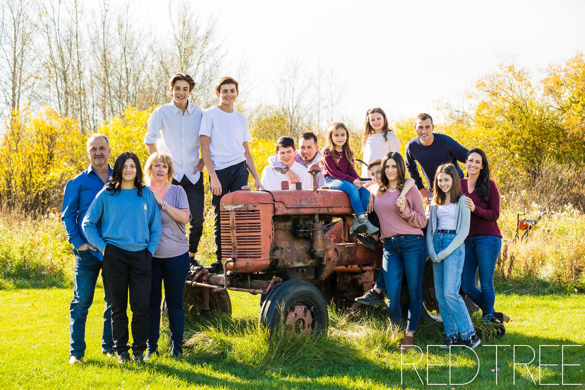 devon acreage family photography