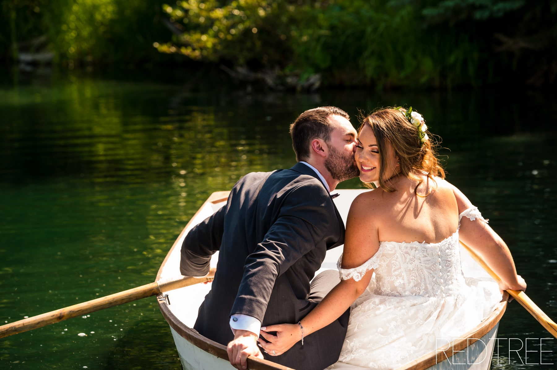 Pine and Pond Wedding Venue Wedding: Ponoka Wedding Photography