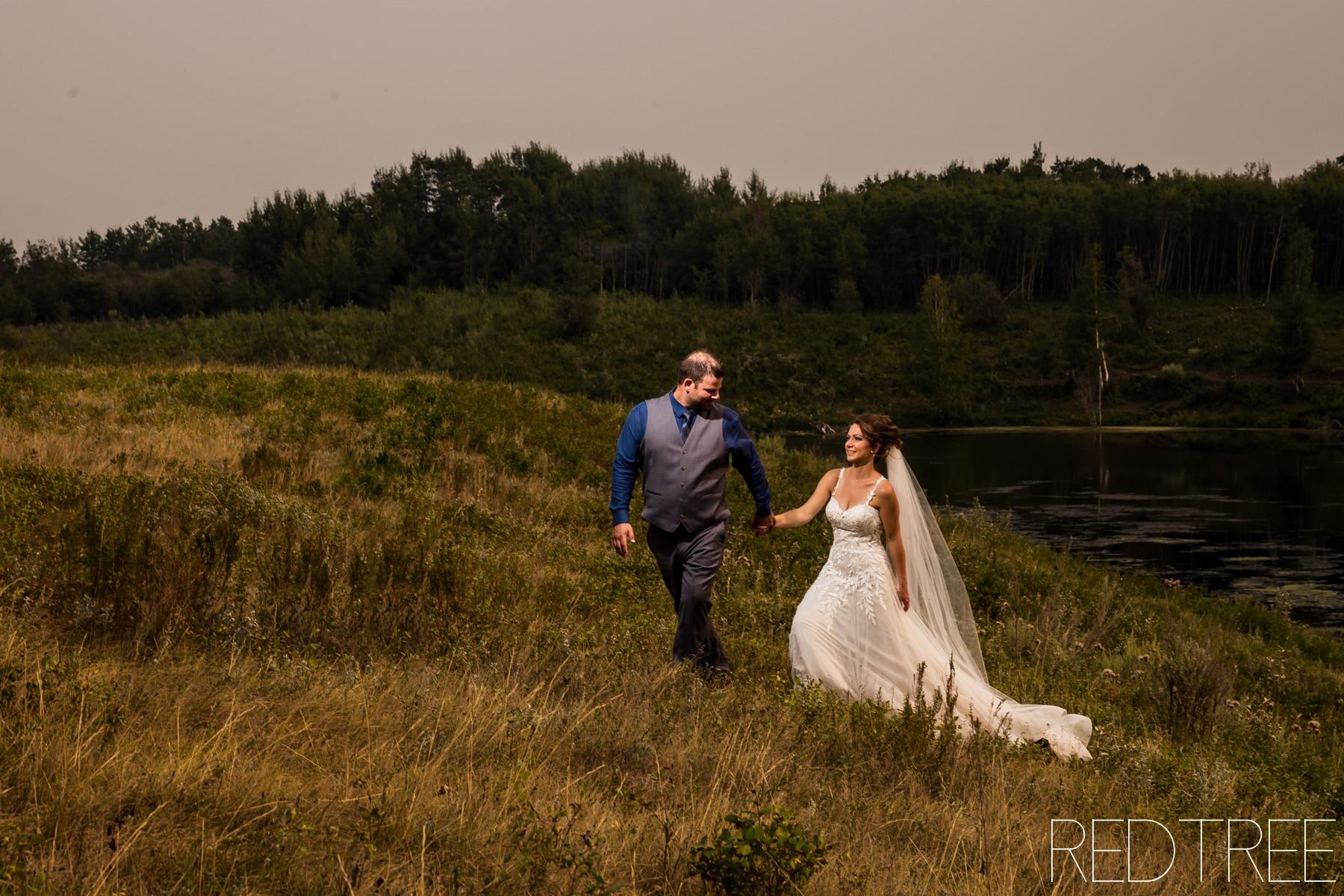 Ferintosh Wedding Photography: Camrose Wedding Photographers