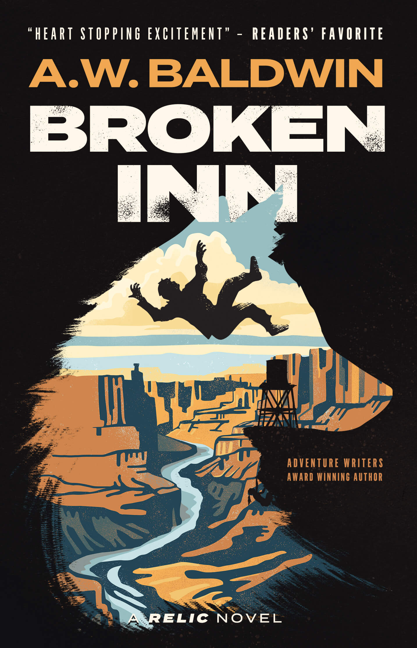 book cover of Broken Inn