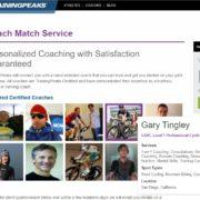 Gary Tingley TrainingPeaks Coach