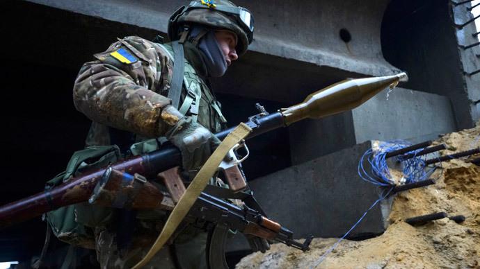 Reuters / Oleksandr Klymenko