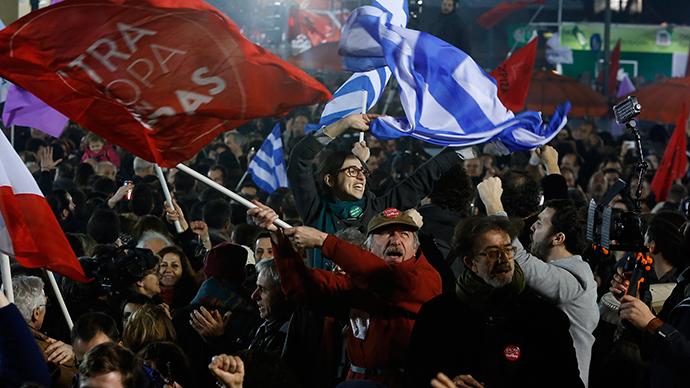 Reuters / Alkis Konstantinidis