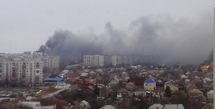 Ukraine: At least 20 killed in Mariupol missile attack