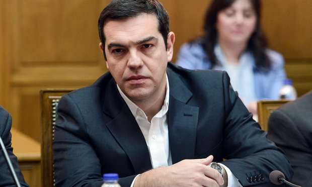 The Greek prime minister Alexis Tsipras's government has argued with European lenders about the terms of last summer's bailout. Photograph: Louisa Gouliamaki/AFP/Getty Images