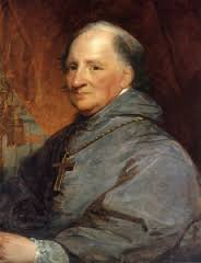 GILBERT STUART John Carroll founded Georgetown University in 1789. He owned more than 100 slaves
