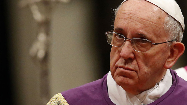 'Pope Says This May Be Our Last Christmas'