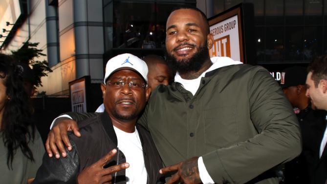 Martin Lawrence, The Game