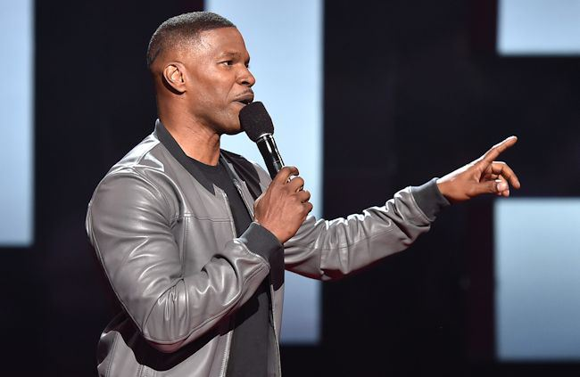 onstage during the 2015 iHeartRadio Music Awards which broadcasted live on NBC from The Shrine Auditorium on March 29, 2015 in Los Angeles, California.