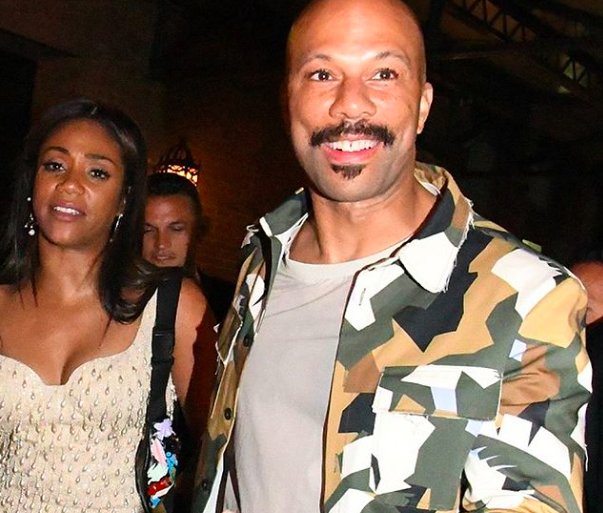 Tiffany Haddish Reportedly Dating Rapper Common Comedy Hype