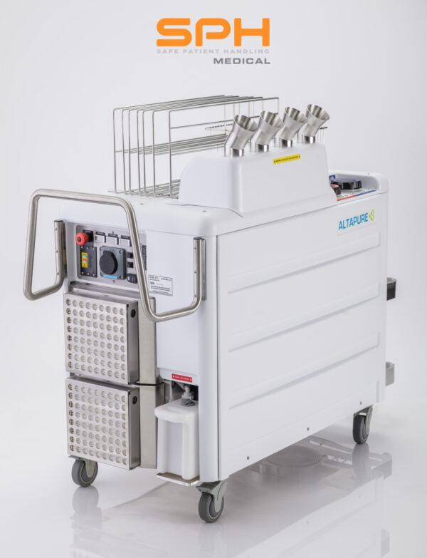 The ultimate in total room disinfection