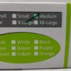 SPH Medical Nitrile Gloves Bottom of Box