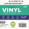 Chemo Tested Safeko 1023 Vinyl Nitrile Blend Case of 10 Boxes