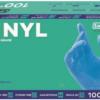 Safeko Chemo Tested Vinyl Nitrile Blend Exam Glove FDA 510K approved