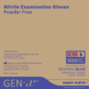 New Case Image for Gen-X Chemo Tested Nitrile Exam Gloves