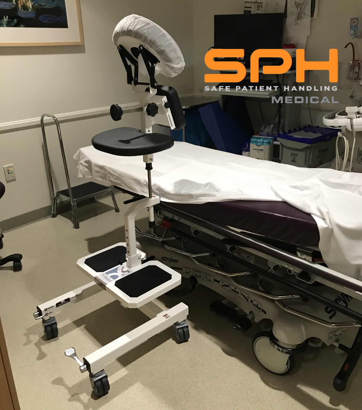 Improve Patient Comfort and Staff Safety with SPH Medical's EPD