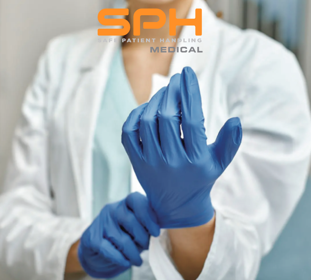 Nitrile Exam Gloves Protect Doctors and Nurses
