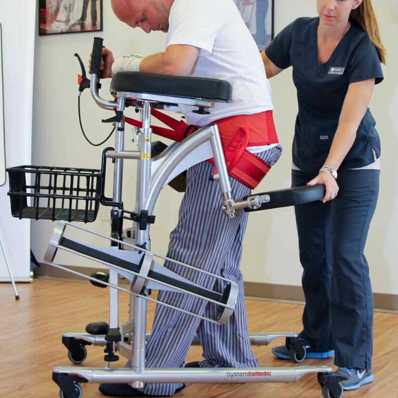 SPH Medical RoWalker for Safe Patient Mobility