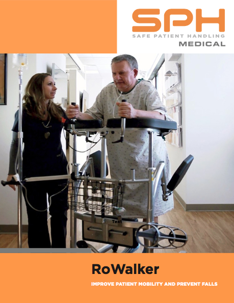 Safe Patient Mobility with SPH Medical RoWalker