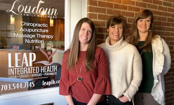 Leap Integrated healthcare team