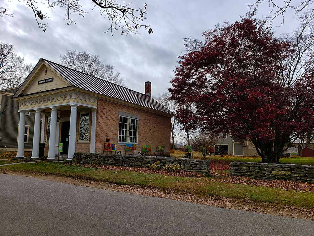 The Windham Free Library