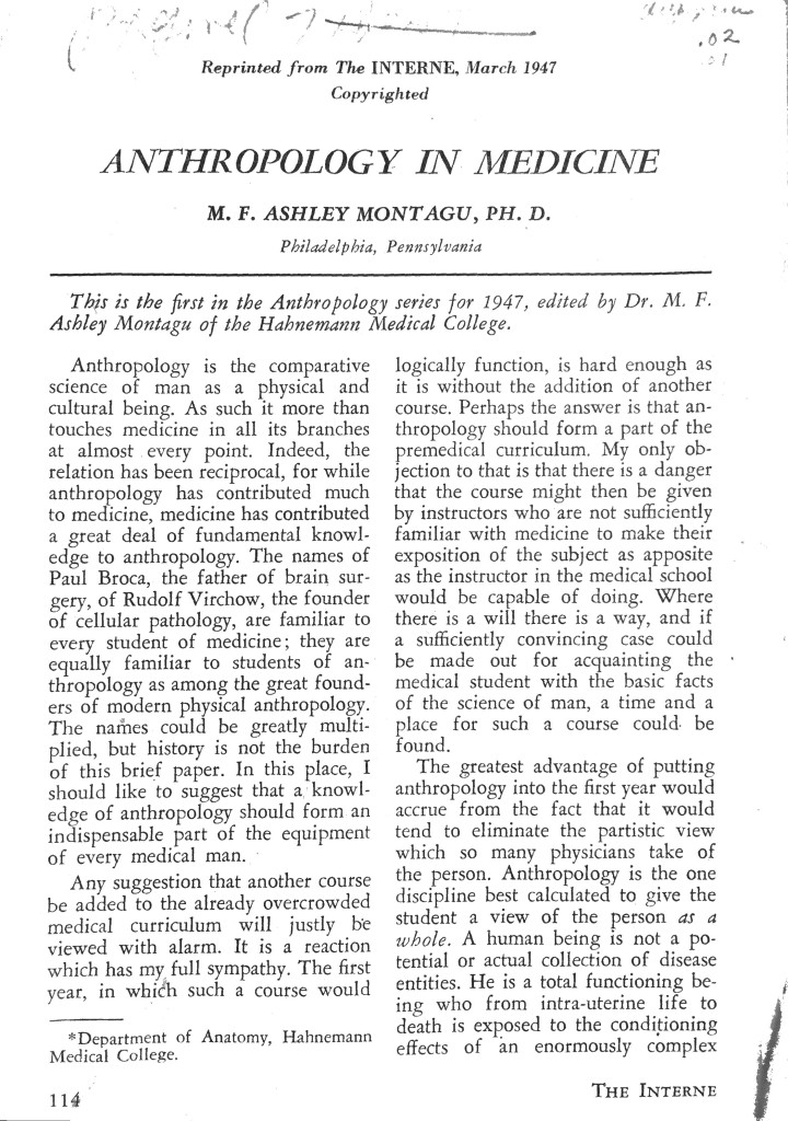 Montague 1947