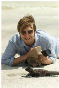 Biologist Kevin Foster