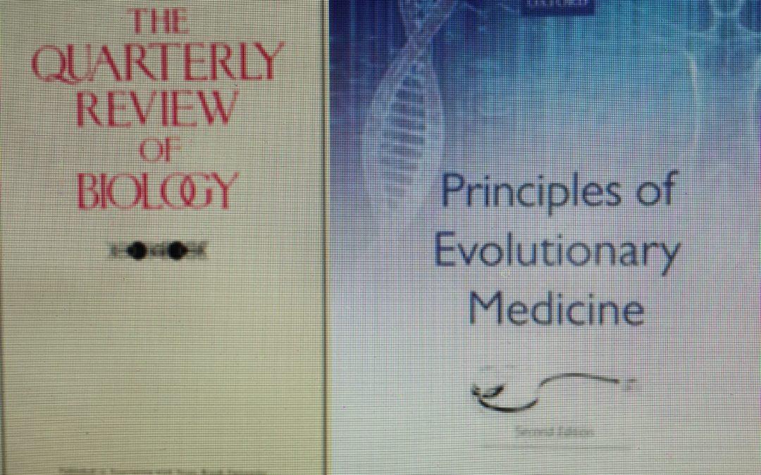"Robert Perlman reviews ""Principles of Evolutionary Medicine"" for QRB"