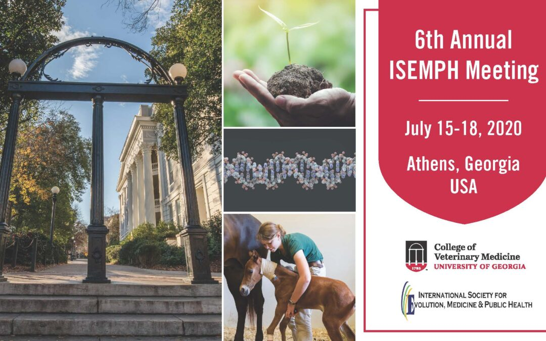 Six Plenary Speakers for ISEMPH 2020