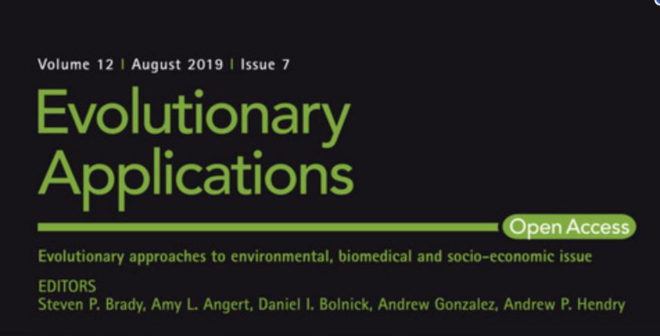 Maladaptation: Special Issue of Evolutionary Applications