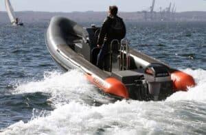 Tornado 6m ZERO-E clmate-neutral rigid inflatable boat (RIB)