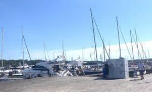 Dockside Water Station