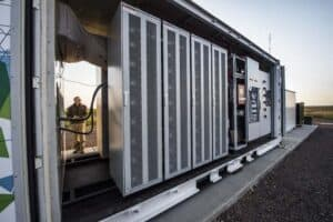 Battery storage energy system